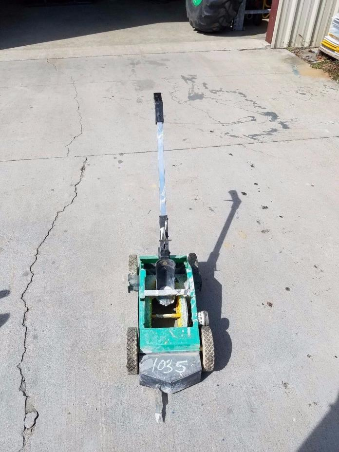 Line Striping Machine Parking Lot Paint Striper