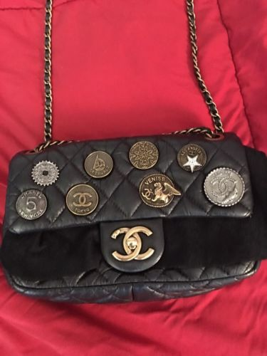 Chanel handbag limited edition