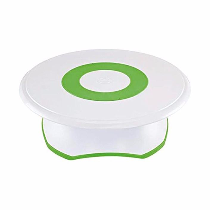 Arrives in 3 Day] Wilton Trim-N-Turn Ultra Rotating Decorating Icing Cake Stand