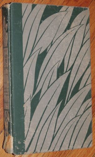 Antique Book 1948 The Jungle Books vol 2 by Rudyard Kipling illus Aldren Watson