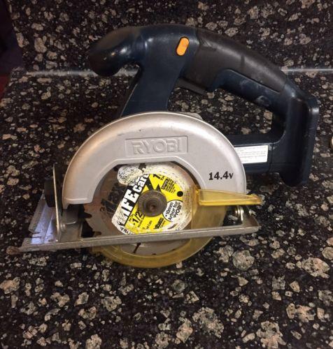 Ryobi RY6200 14.4V Cordless Circular Saw / Skill Saw 5-1/2