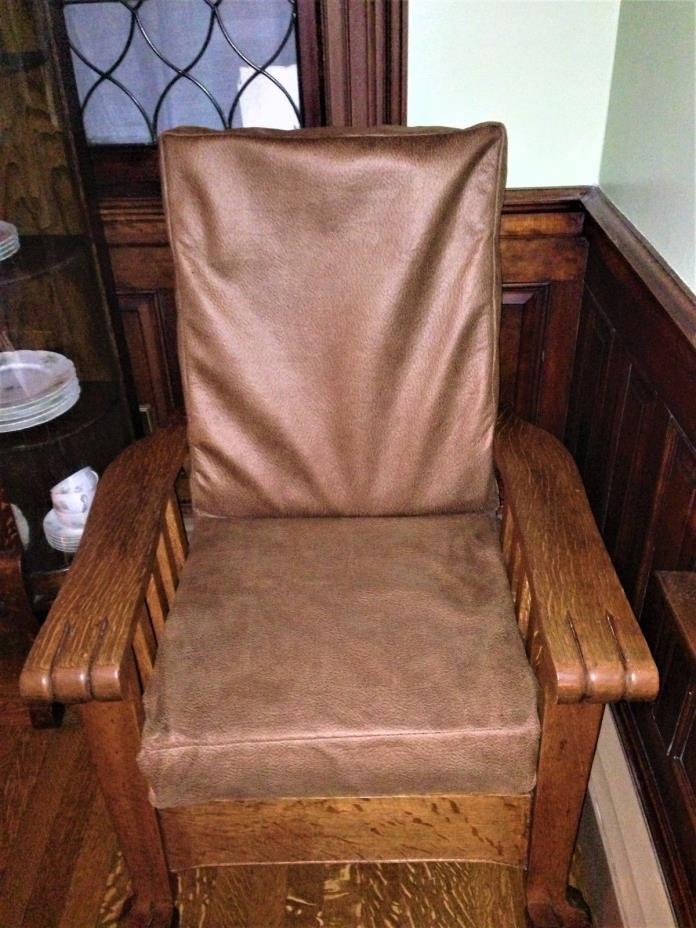 Antique Morris Chair For Sale Classifieds