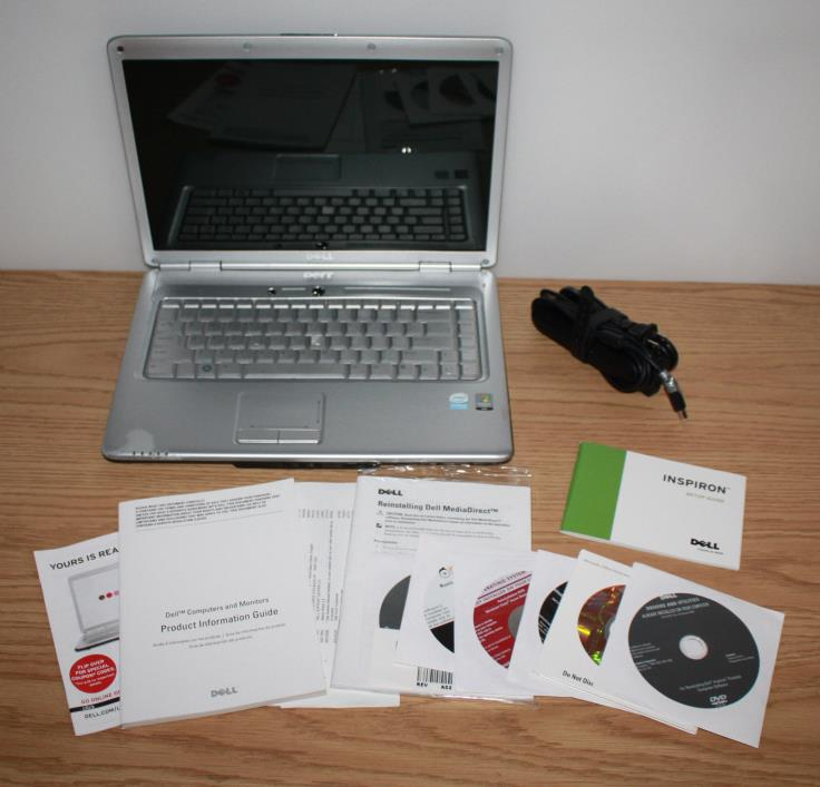 BROKEN - Dell Inspiron Laptop 1525, Pentium Dual Core, 2GB RAM, 160GB HDD, 15.4