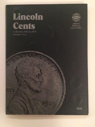 Lincoln Head Wheat Pennies with new board 1940-1958