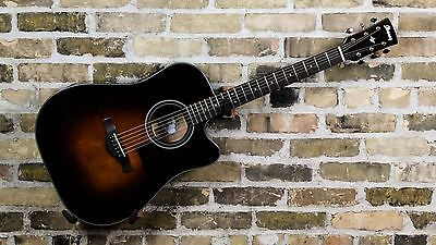 Ibanez AW4000CE Acoustic-Electric Guitar Artwood