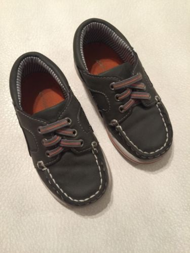 Eddie Bauer Toddler Boy Shoes Size 7 Super Cute!