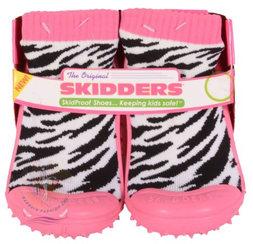 Skidders Baby Toddler Girls Shoes Size 8 - 24 Months Style XY4401 -NWT