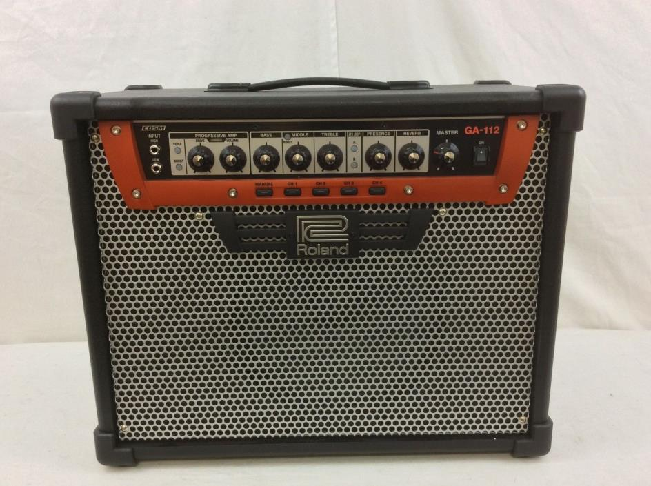 Roland GA-112 Guitar Combo Amp 100-watt Amplifier