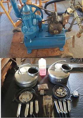 Goat/Sheep/Cow Milking Machine for 1 or 2