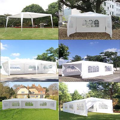 Outdoor Canopy Party Wedding Tent Patio Heavy duty Gazebo Wedding Tent