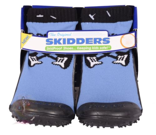 Skidders Baby Toddler Boy Shoes Size 4 - 12 Months Style #XY3414 NWT