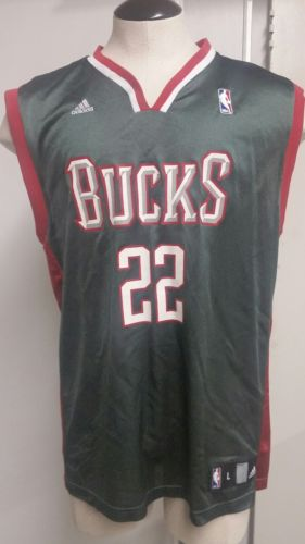 Adidas NBA Milwaukee Bucks Michael Redd Jersey  Large