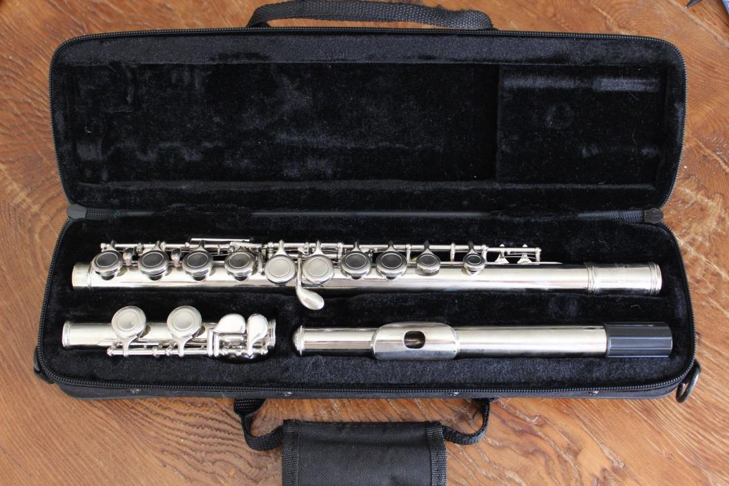 Oxford Flute With Case