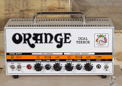 Orange Amplifiers Dual Terror Tube Guitar Amp Head