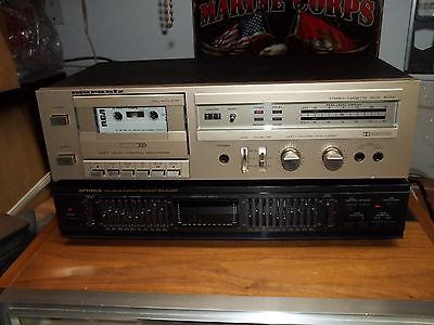 Marantz SD-221   Cassette Player & Recorder