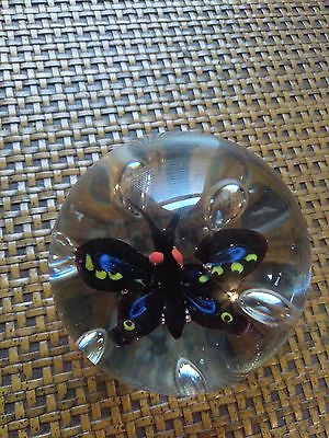 Decorative Butterfly Paperweight