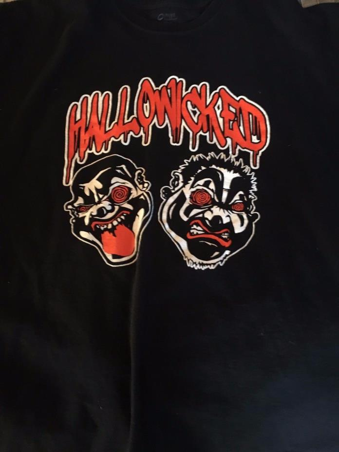 Insane Clown Posse 2013 Hallowicked T Shirt 2XL