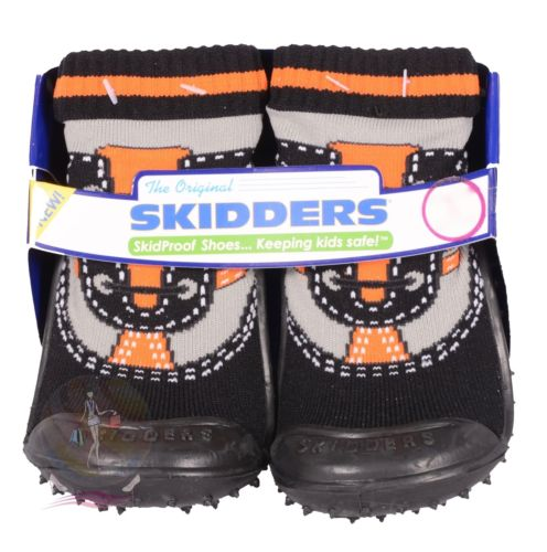 Skidders Baby Toddler Boy Shoes Size 8 - 24 Months Style #XY3457 - NWT