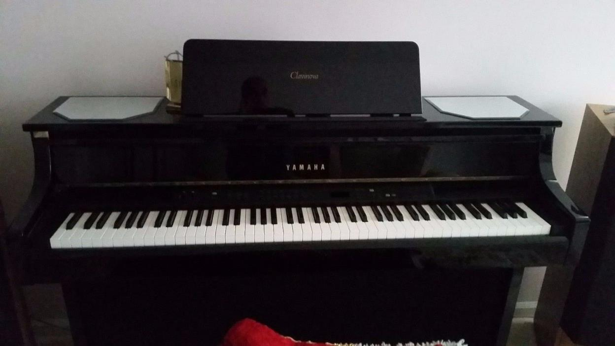Yamaha piano clavinova for sale classifieds for Used yamaha clavinova cvp for sale