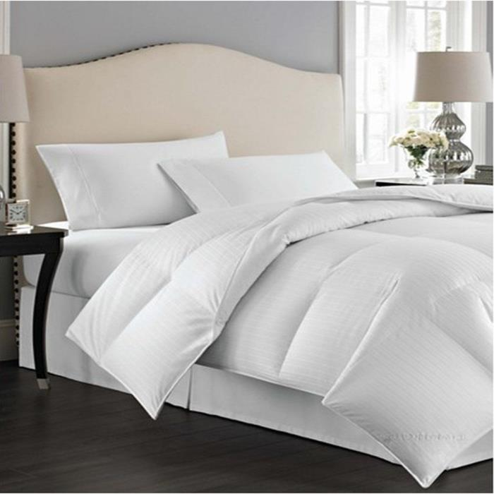 Charter Club European Down Level 5 Ultra Warmth White King Comforter $780