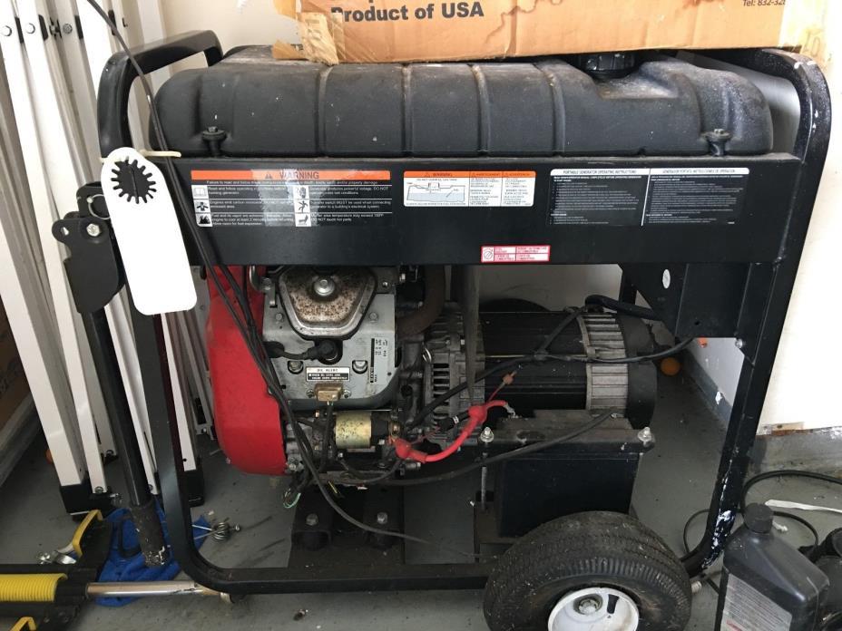Honda Powerboss 8000 Watts Power Generator