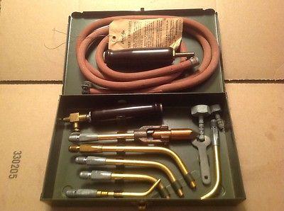 prest-o-lite 5in1 acetylene torch set