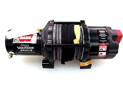 WARN Provantage 3500S Powersports Winch Equipped with Steel Rope #90351 NEW!!!
