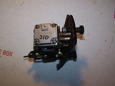 MCCULLOCH CHAINSAW POWER MAC 310 CARBURETOR