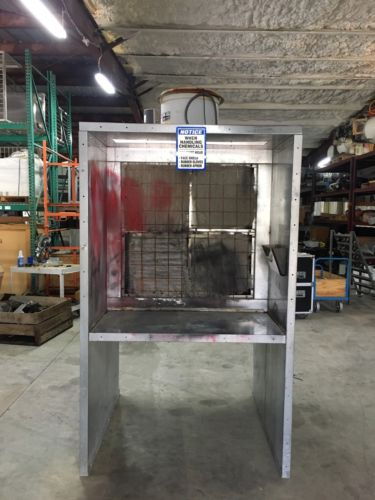Paint Spray Booth For Sale Classifieds