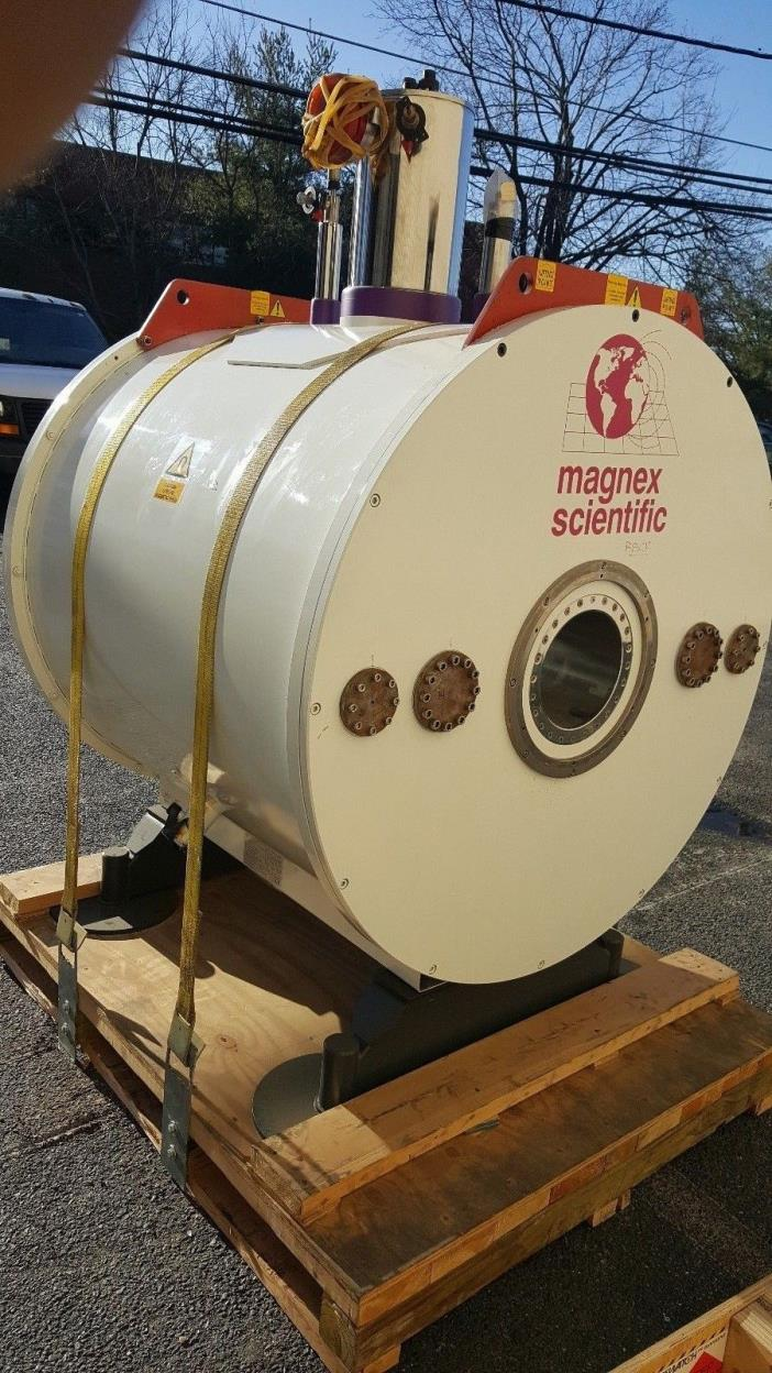 Magnex Scientific 7.0T Small Animal UHF Actively Shielded NMRI with Shim Coils