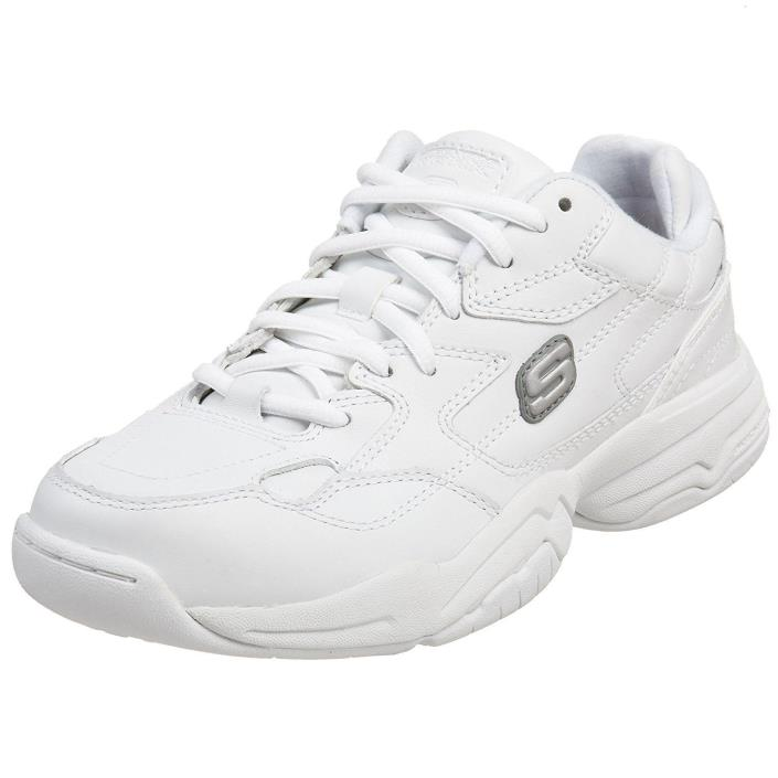 Skechers 76340 Women's Shoe Nursing Work Athletic Felix Marathon White Non-Slip