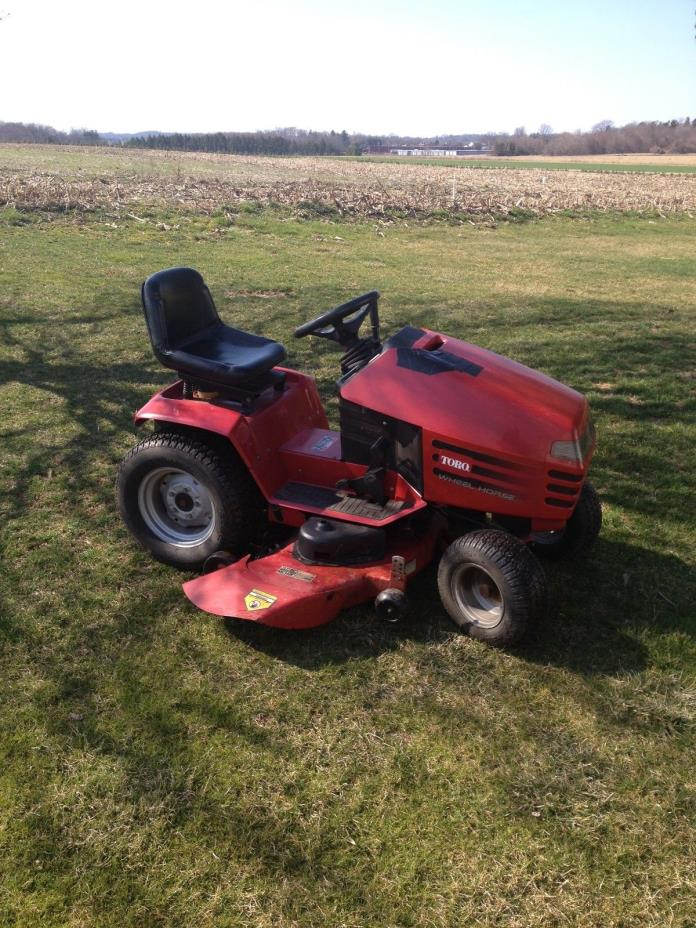Toro Tractor Seat : Wheel horse tractor seat for sale classifieds