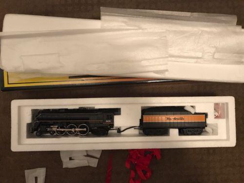 Rail King MTH Train Rio Grande 4-6-2 New In Box