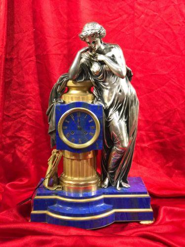 19th Century Mantel Clock Circa 1880
