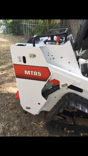 Brand New 2016 BOBCAT MT-85  Mini Skid Steer