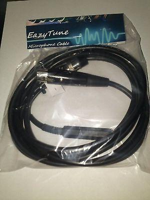 Kenwood HF Microphone Cable HAMRADIO