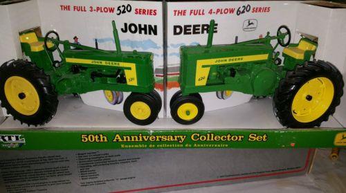 JOHN DEERE 520 & 620 50TH ANNIVERSARY  EDITION 1:16th