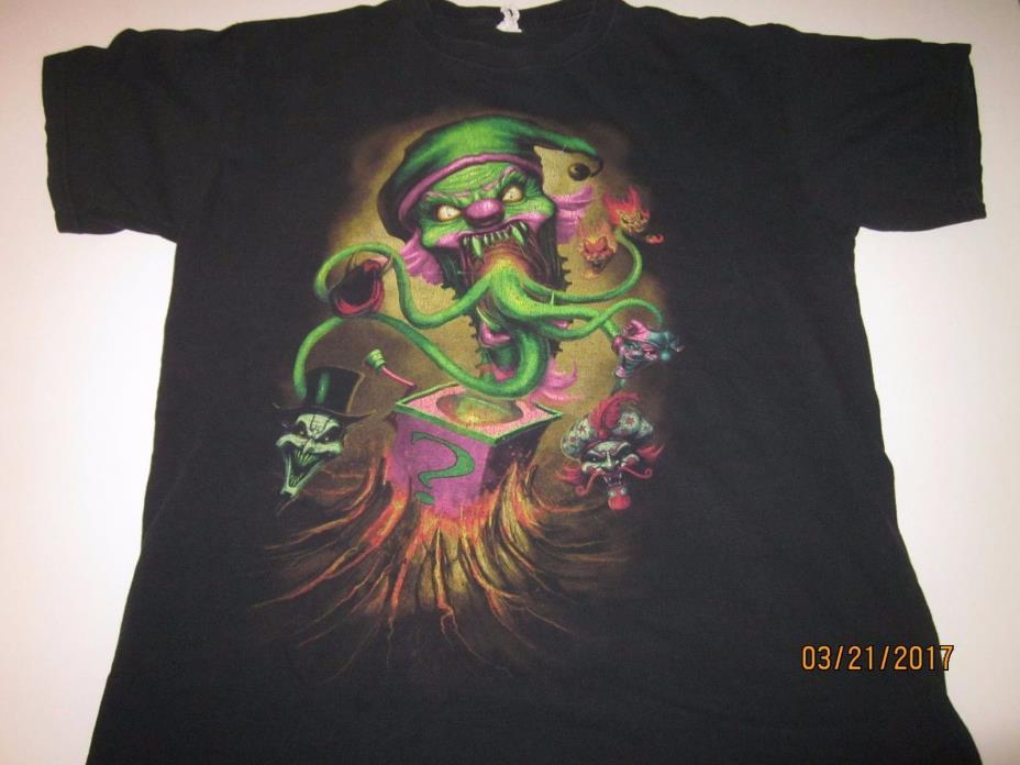 Insane Clown Posse Riddle Box T-Shirt