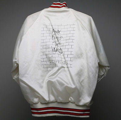 Pink Floyd The Wall Jacket Rare Vintage 1980 Roger Waters band rock Original 80s