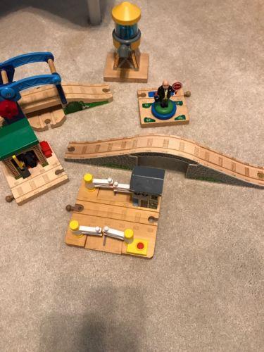 Thomas the Train Wooden Lot