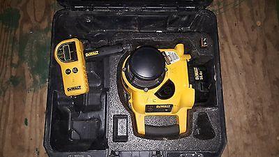 Dewalt DW076 Laser Level with DW0772 LASER (used)