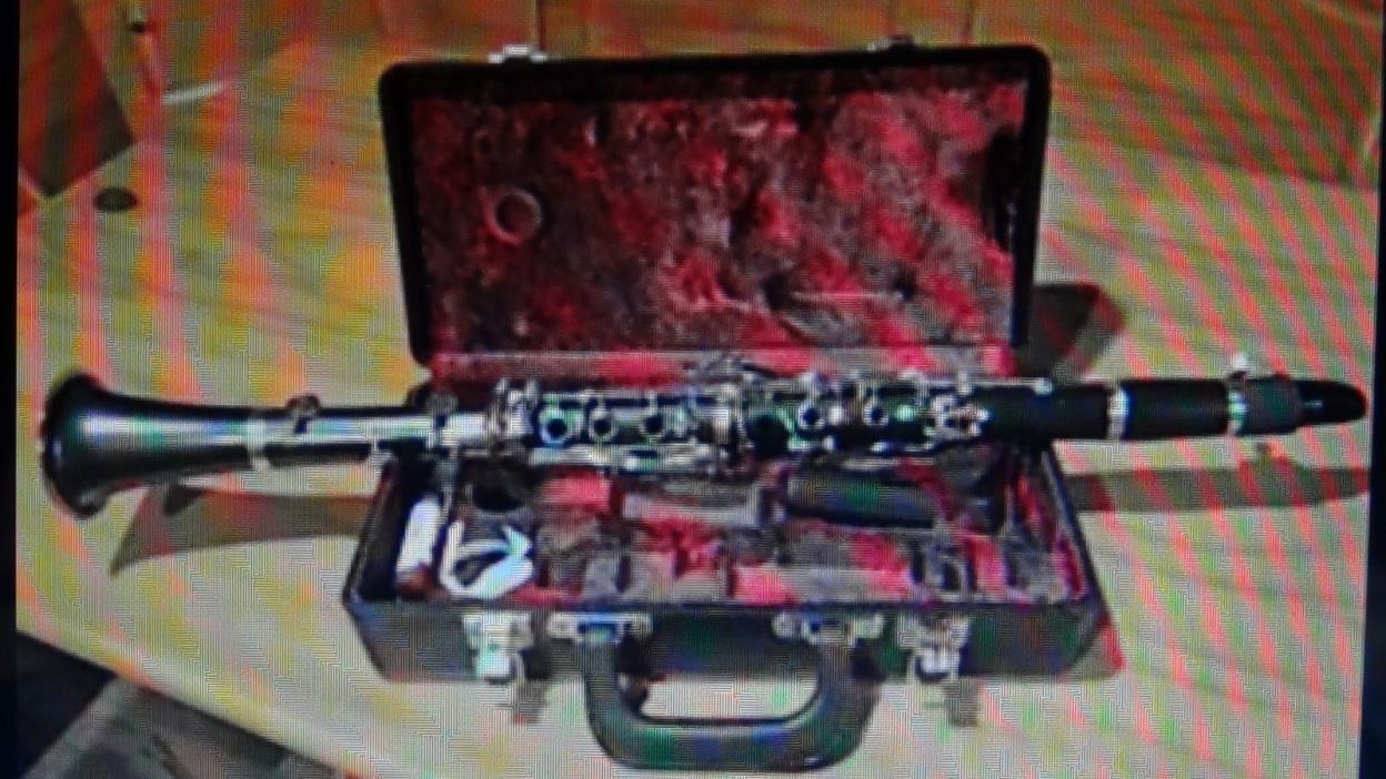 Jupiter Alto Clarinet Mint Condition B Flat