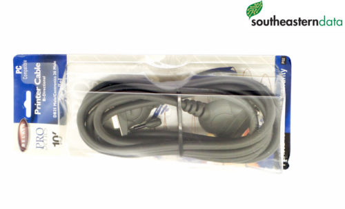 Belkin Pro Series Parallel Printer Cable # F2A032-10 (10
