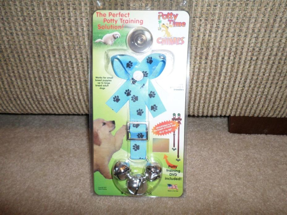 Potty Time Chimes The Perfect Potty Training Solution New DVD