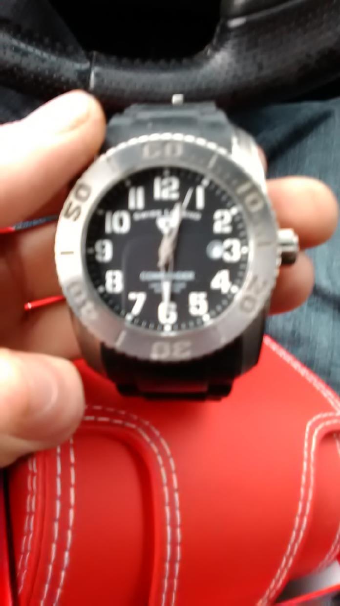 Swiss commander limited edition Automatic Wrist Watch