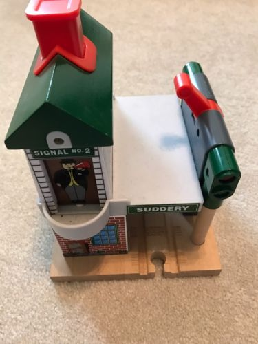 Thomas the train Wooden Suddery