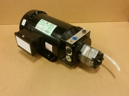 Hydraulic Power Unit - SPX 3 phase electric 3 HP 2.5 GPM @ 1600 PSI