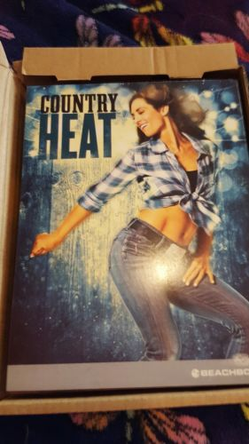 Country Heat Fitness 5 DVD Workout