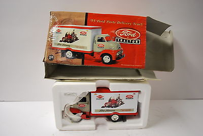 1/25 Ford Parts Delivery Truck Bank Ford Tractor 8N  by 1st Gear