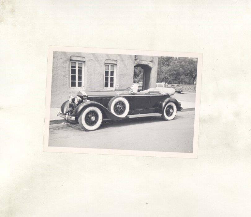1929 ? Rolls Royce Phantom I Brewster ORIGINAL Photograph ww7105